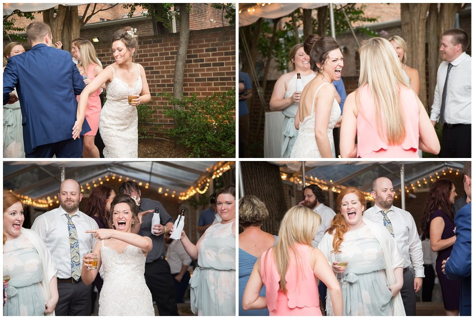 Crystal Belcher Photography, Linden Row Inn, Richmond VA Wedding