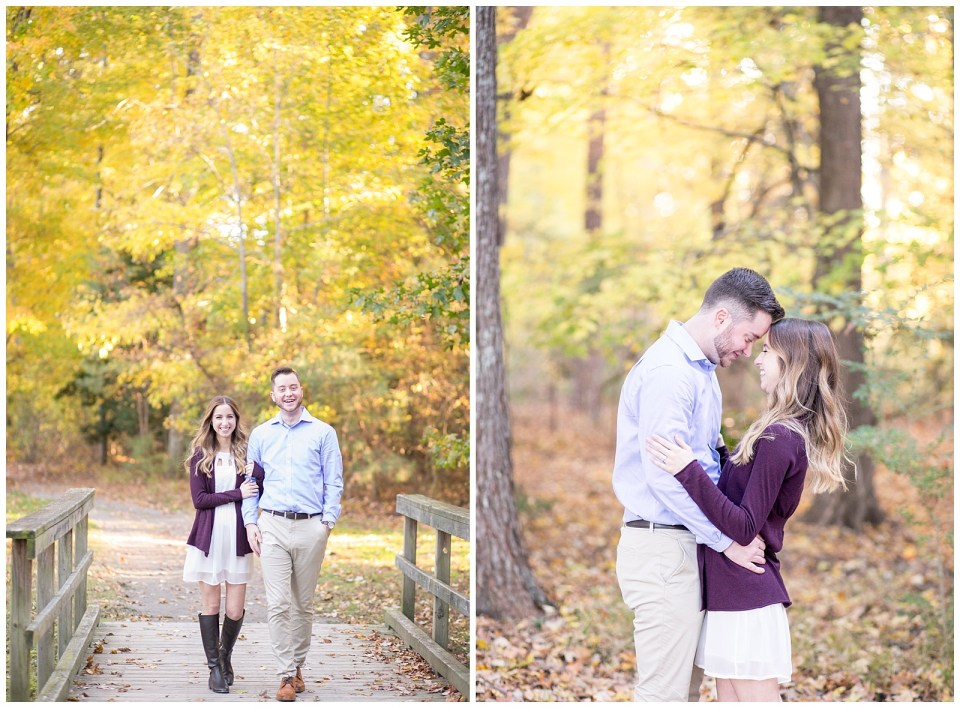 A Newport News Engagement | Virginia Wedding Photographer | Crystal Belcher Photography