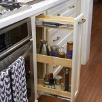 Narrow Pull Out Storage Cabinet Crystal Cabinets