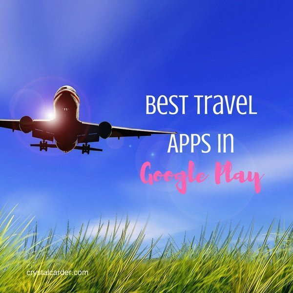Best Travel Apps for Google Play