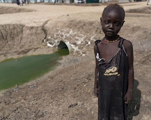 A Cry for Help in South Sudan #SouthSudan