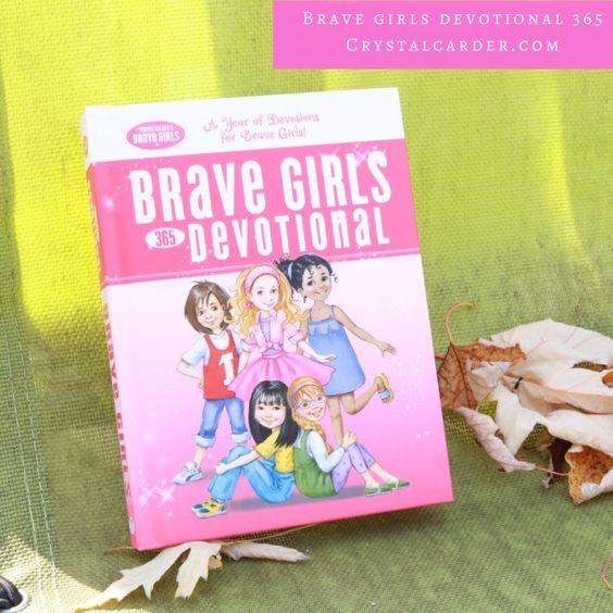 Brave Girls 365 Devotional Review
