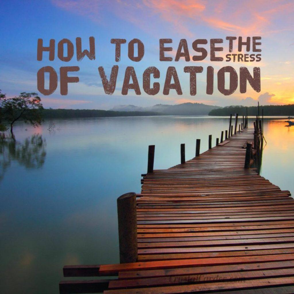 Stress Vacation