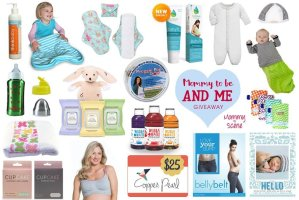 Mommy-to-Be & Me Giveaway