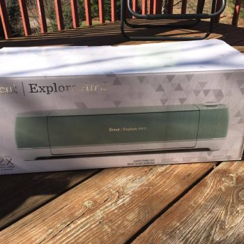 My Review of the Cricut Explore Air 2 Cutting Machine