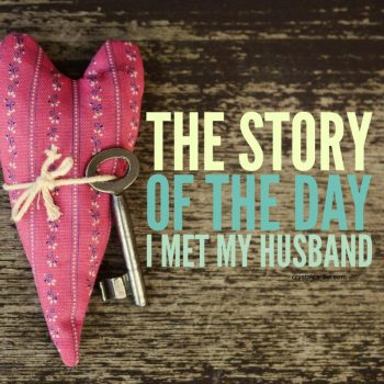 The Story Of The Day We Met