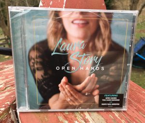 This Laura Story's Open Hands Album Review & Giveaway