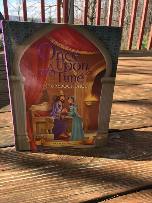 Once Upon A Time Storybook Bible Review