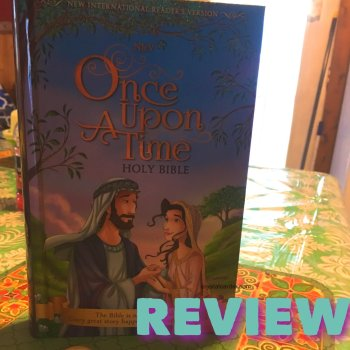 Once Upon A Time Holy Bible Review