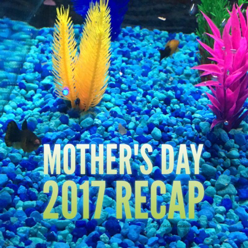 Recap: My Mother's Day 2017
