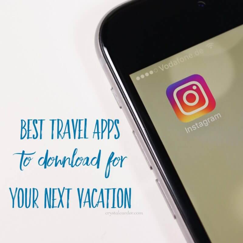 Travel Apps to Download For Your Next Road Trip