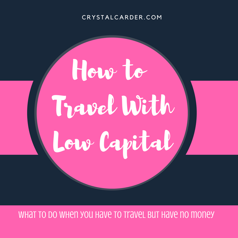 How To Take A Last Minute Road Trip With Low Capital