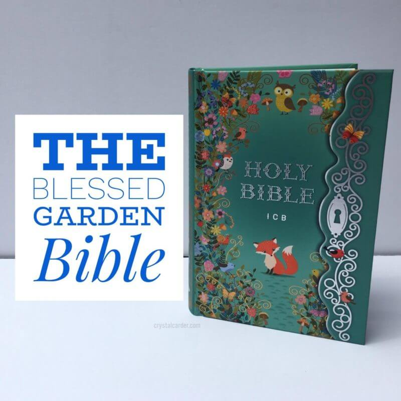 ICB Blessed Garden Bible by Tommy Nelson Bible Review