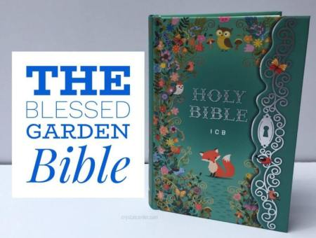 ICB Blessed Garden Bible