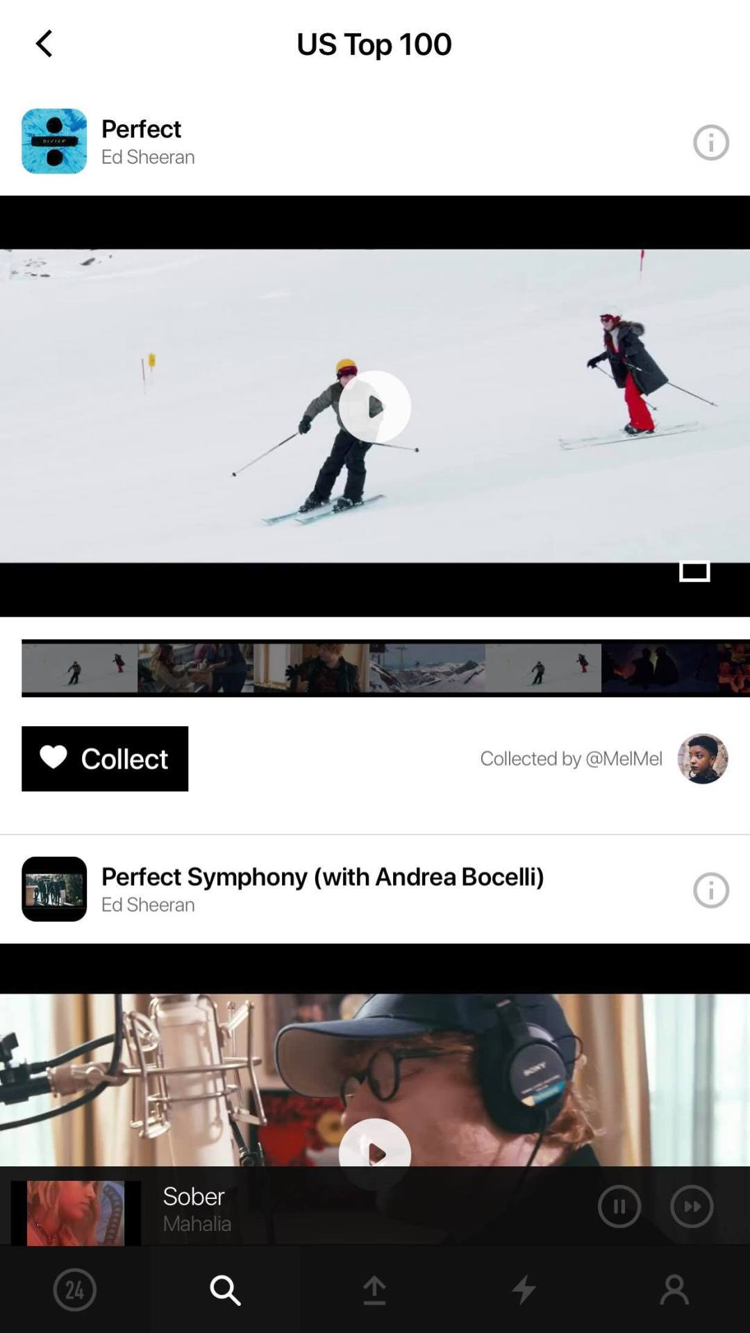 VIBBIDI COLLECT SONG MUSIC APP