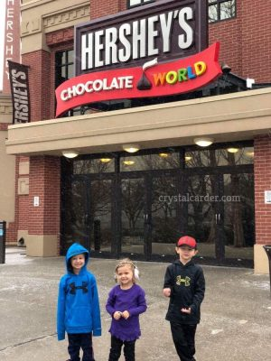 How to Experience a Bit of Hershey Chocolate World for FREE