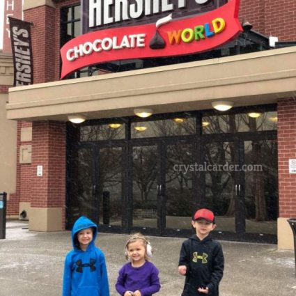 How to Experience a Bit of Hershey's Chocolate World for FREE