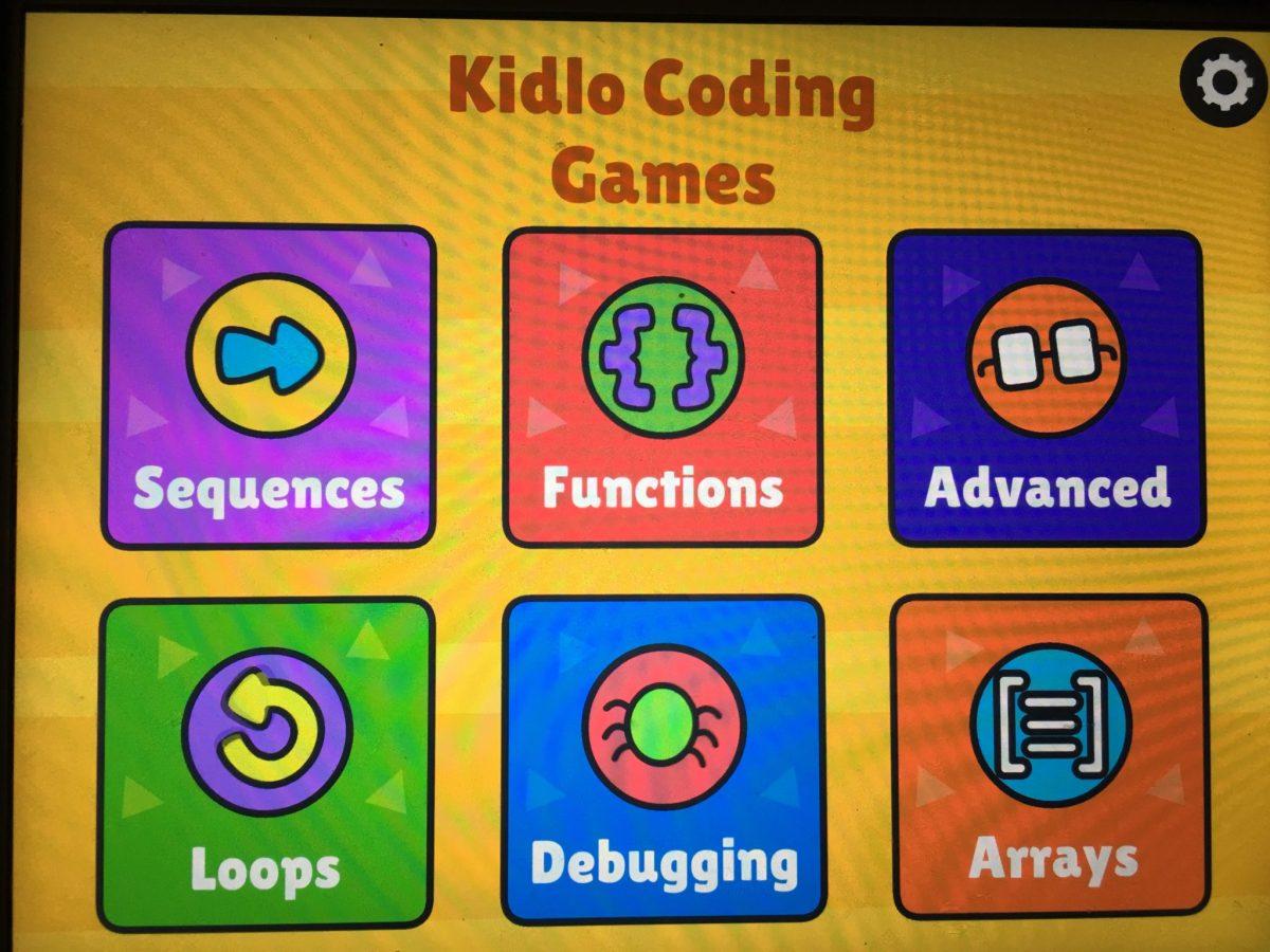Kidlo Coding games for kids app review