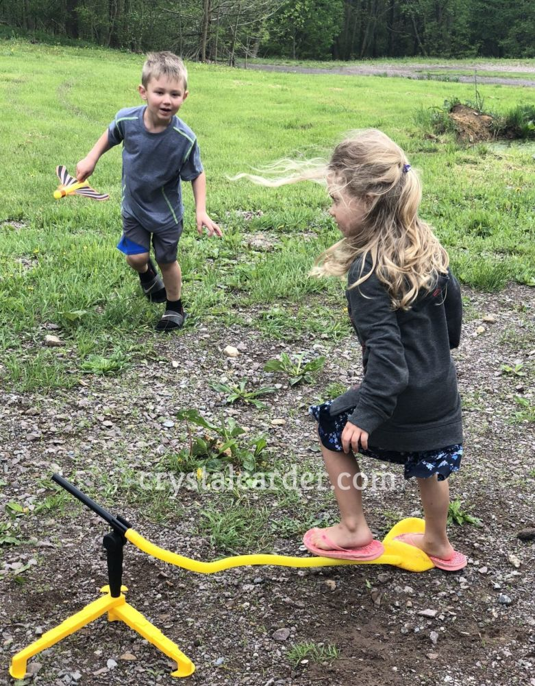 Stomp Rocket® Stunt Planes - Three Pack Review 83
