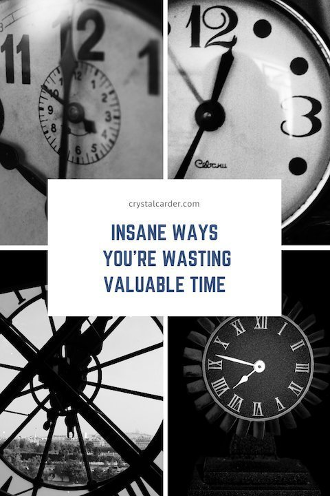 productivity ways you're wasting valuable time