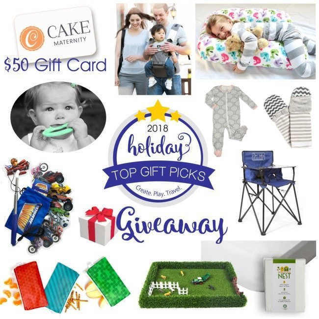 Holiday Gift Guide Giveaway!