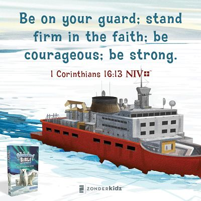 NIV Adventure Bible Polar Exploration Edition Review and Giveaway 76