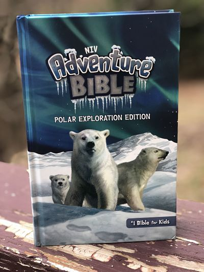 NIV Adventure Bible Polar Exploration Edition Review and Giveaway 73