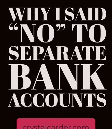 is having a joint bank account right for you