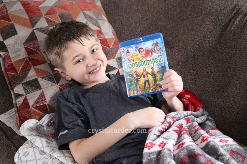 How to Make Movie Night a Success with Goosebumps 2 82