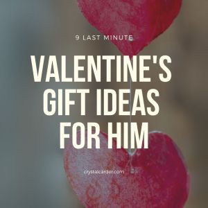 9 Last Minute Valentines Day Gifts for Him You Can Buy with Amazon Prime