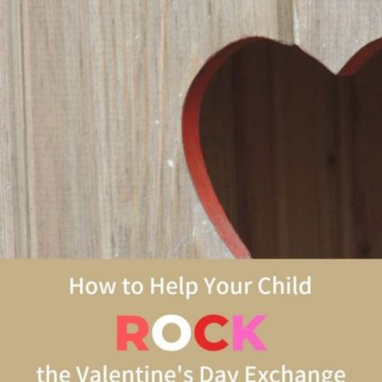 help your child rock the valentines party at school