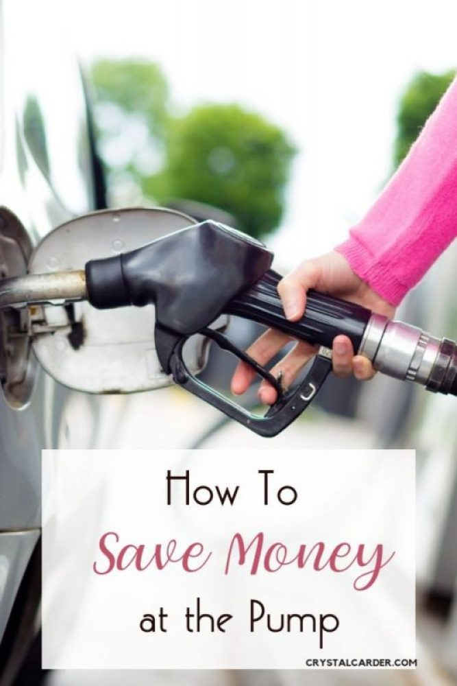 save money at the pump with these #tricks