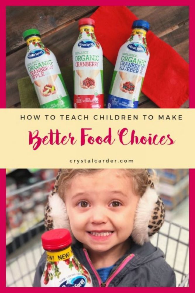 ad Teach Children to Make Better Food Choices With These Tips