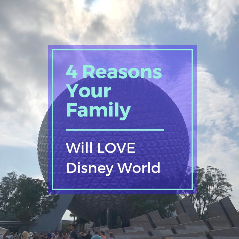 4 reasons your family will love Disney world