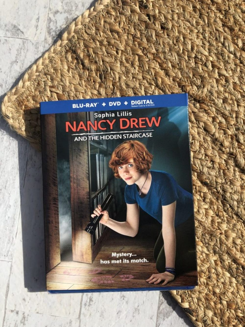 Nancy Drew And The Hidden Staircase Blu-ray Giveaway 82