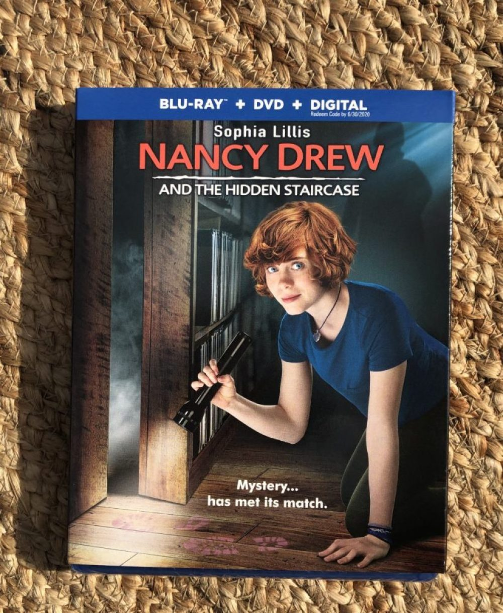 Nancy Drew And The Hidden Staircase Blu-ray Giveaway 83