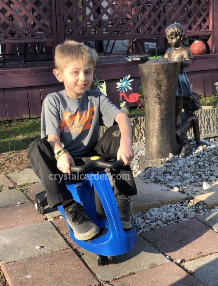 PlasmaCar is fun for all ages and holds up to 220 pounds! ad