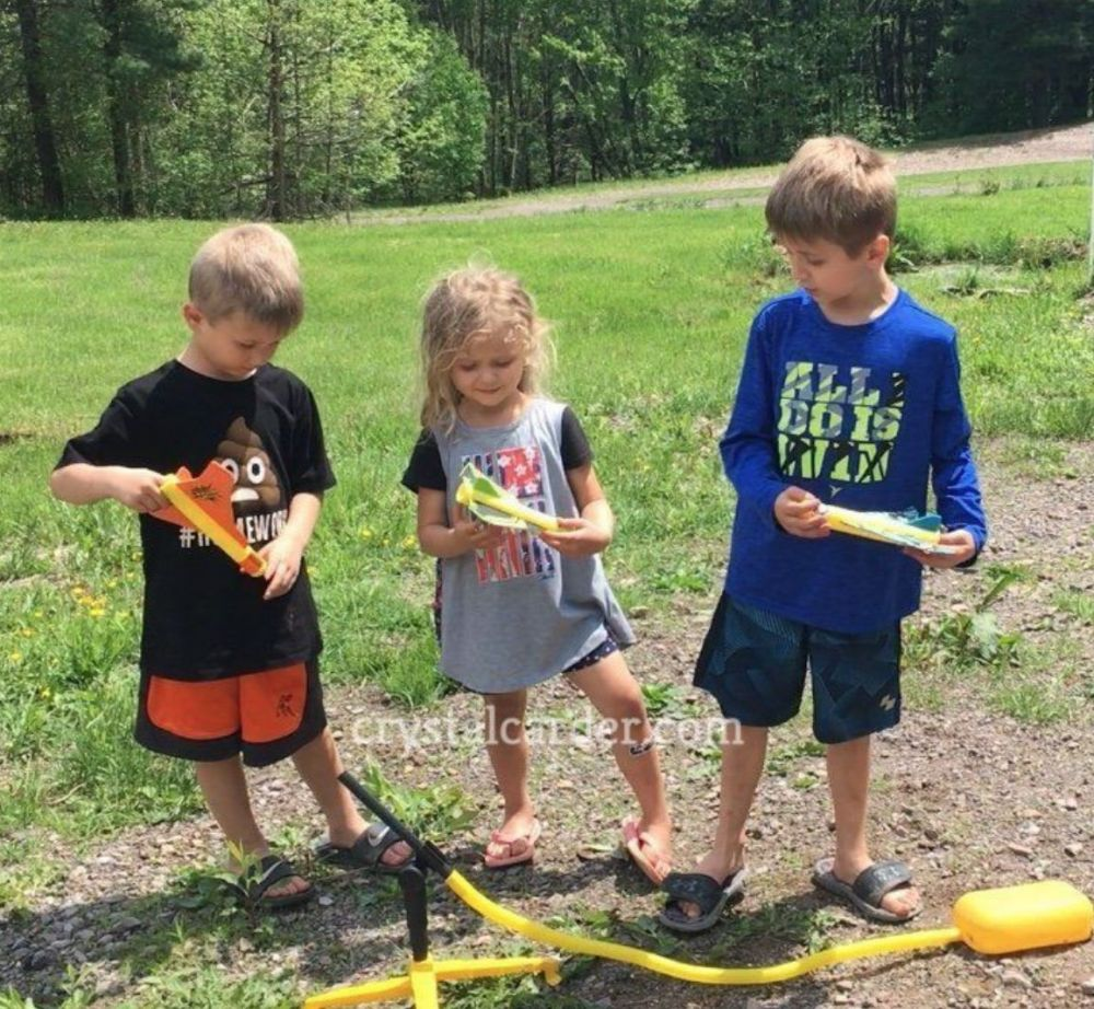 Stomp Rocket® Stunt Planes - Three Pack Review 84