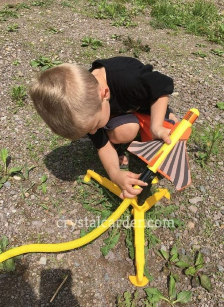 Stomp Rocket® Stunt Planes - Three Pack Review 85