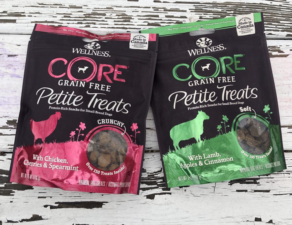 Wellness CORE Small Breed Dog Food is Perfect for Little Dogs Like Teddy 84