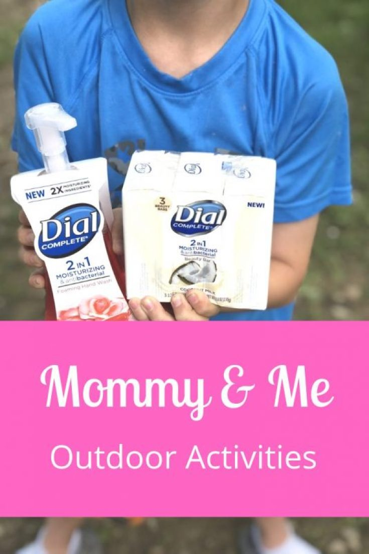 Mommy and Me Outdoor Activities