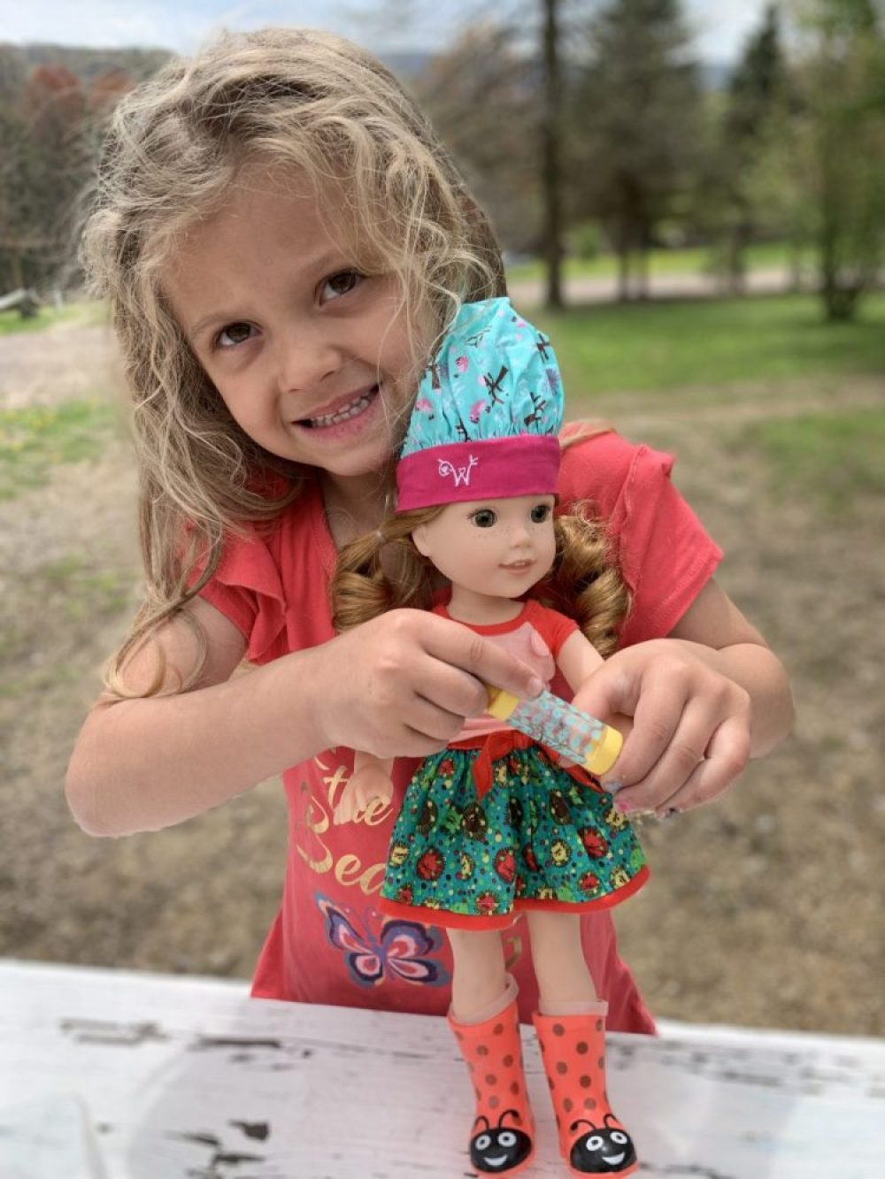 How to Make Your Daughter's 5th Birthday Special with WellieWishers 85
