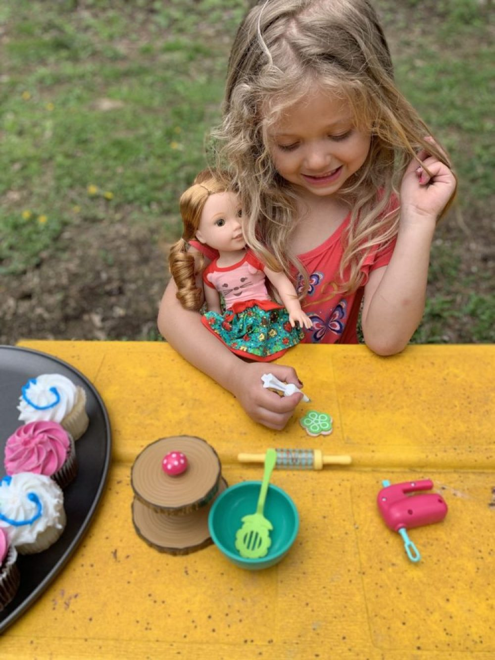 How to Make Your Daughter's 5th Birthday Special with WellieWishers 84