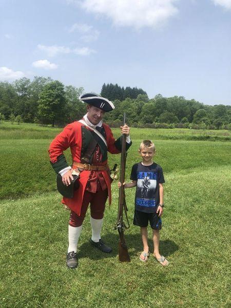 A Piece of History at Fort Necessity Battlefield in Farmington, Pennsylvania 74