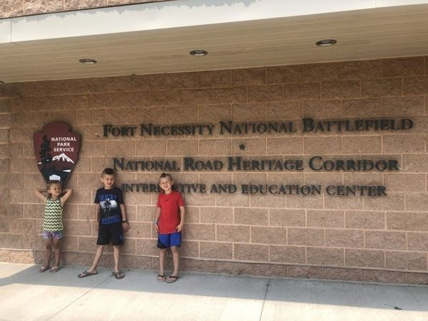 Fort Necessity National Battlefield and National Road Heritage Corridor