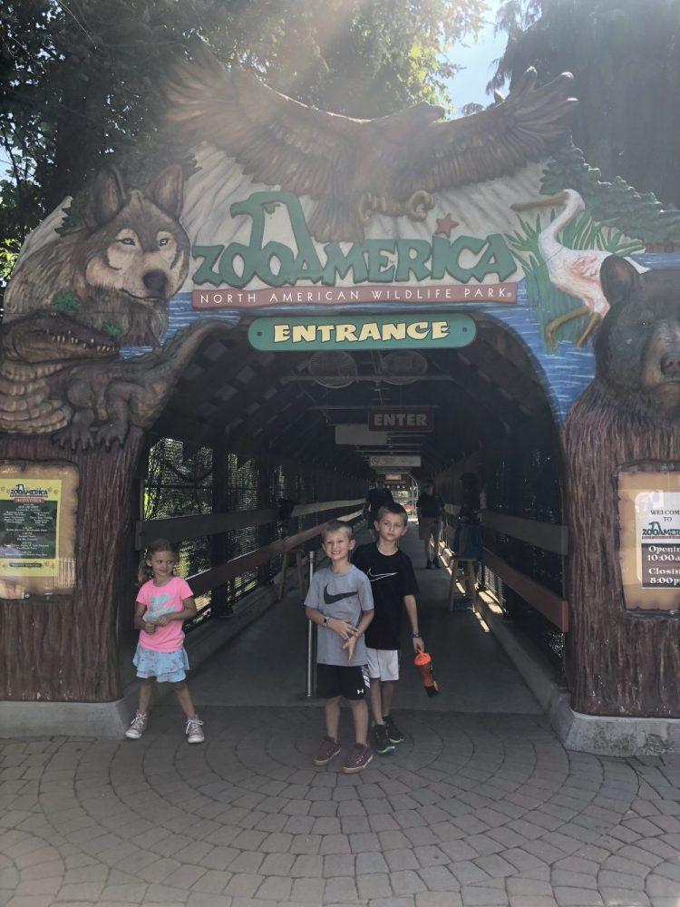 ZooAmerica at Hershey Park