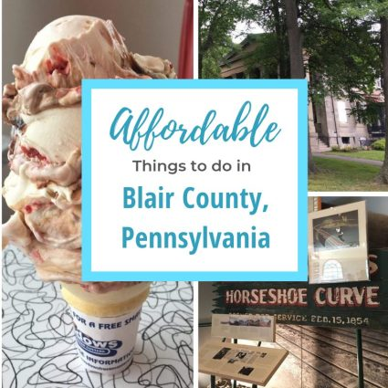 Affordable things to do in Blair County, PA