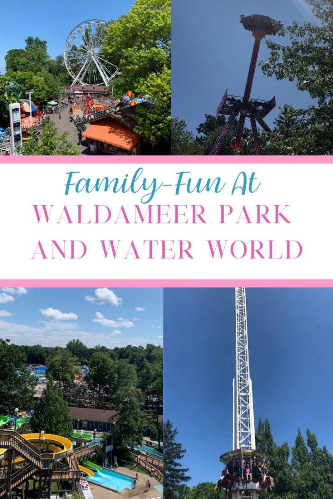 Family Fun at Waldameer Park