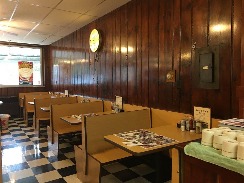 Tom and Joe's Diner Altoona