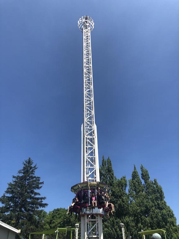 XScream Ride at Waldameer